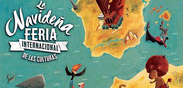La Navideña Feria Internacional de las Culturas en Madrid