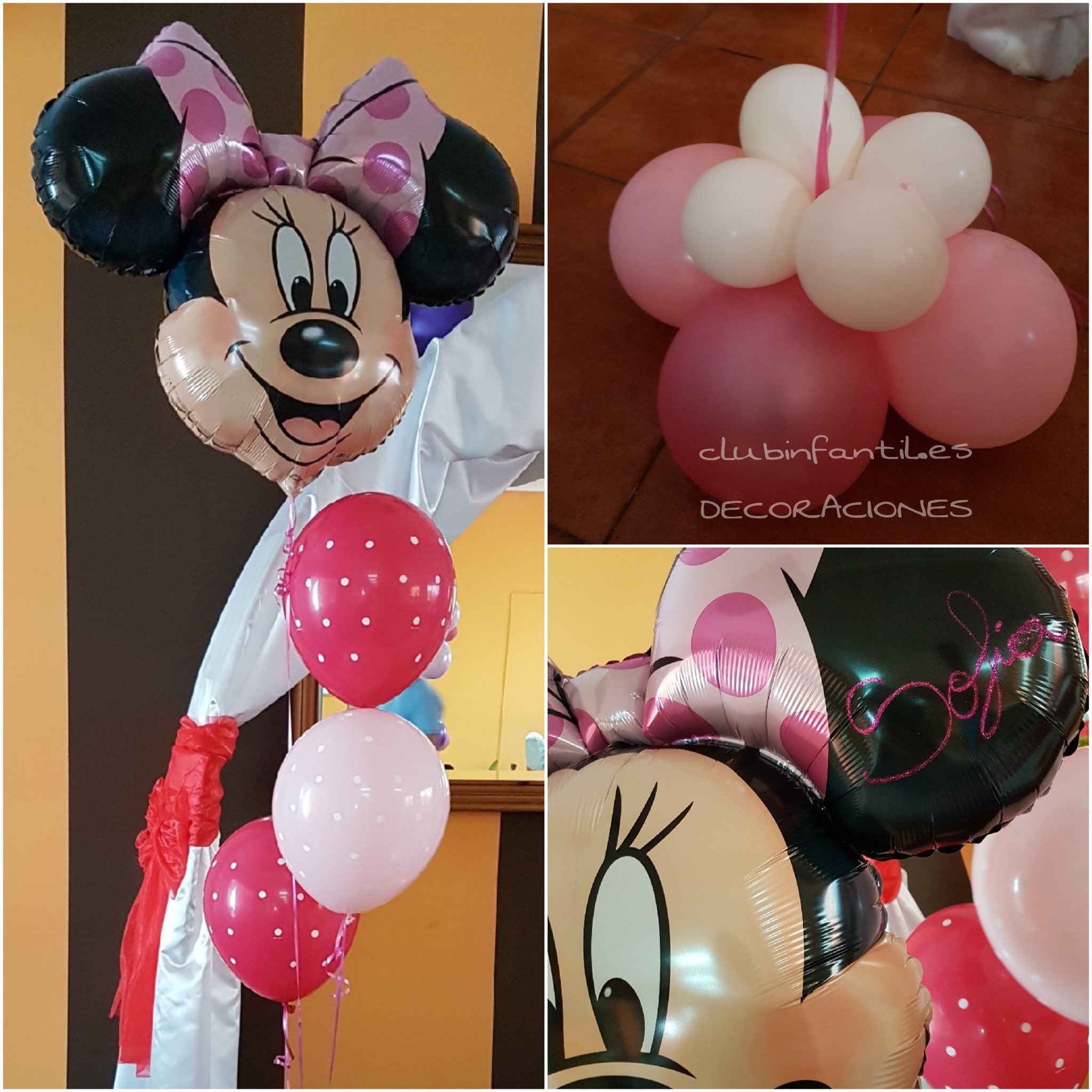 Decoraciones con globos informate de todo club infantil for Todo decoracion