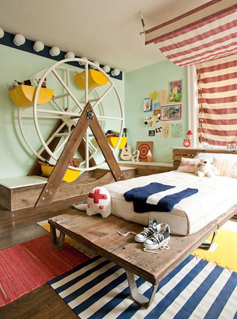 habitaciones-infantiles-circo